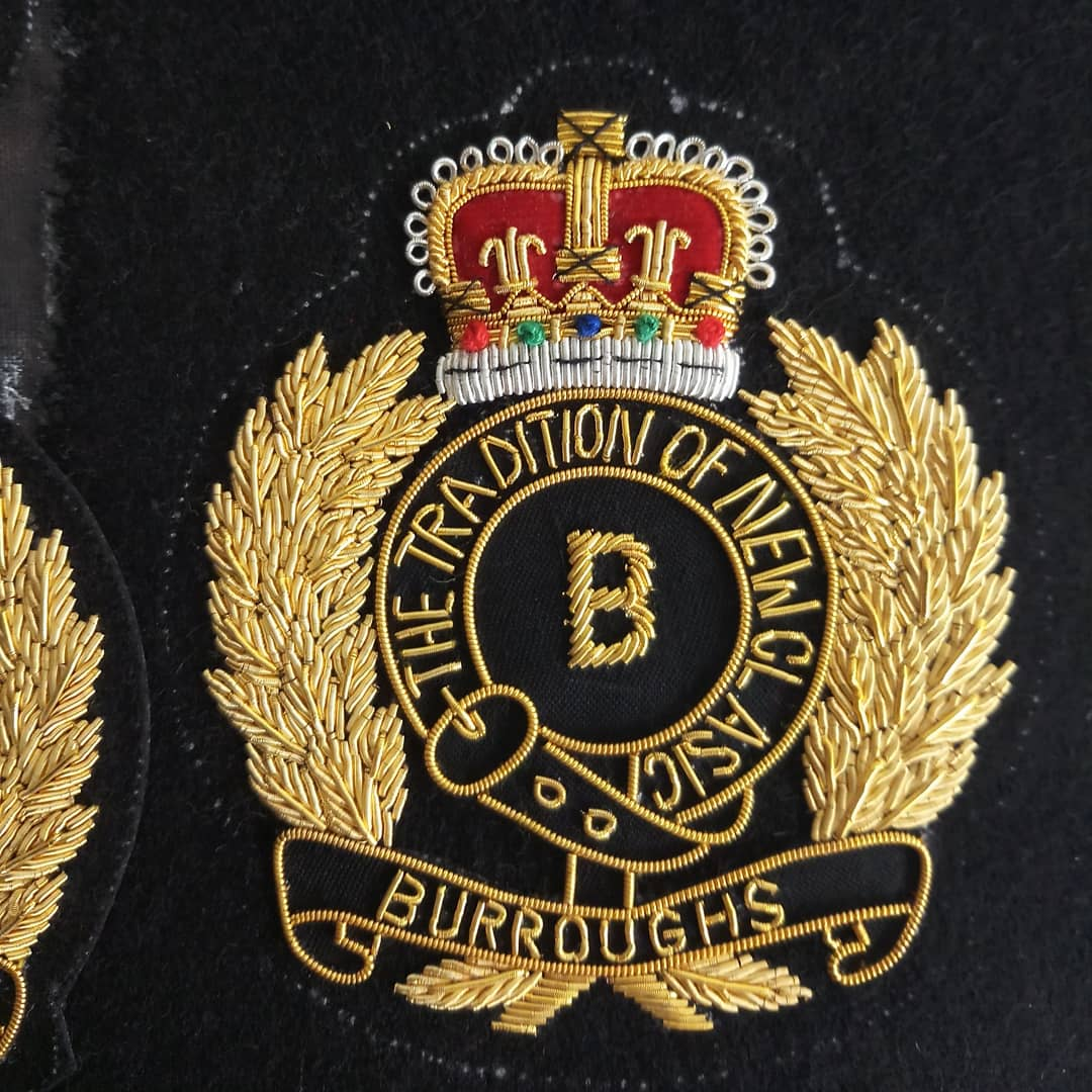 the tradition of new classic blazer patch